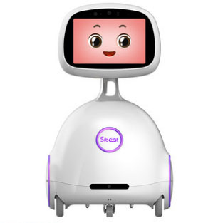 小暄陪护机器人